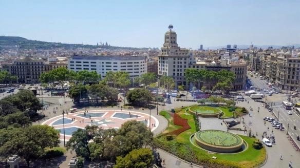 Barcelona linda
