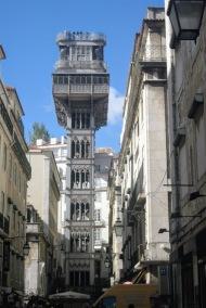 Elevador Santa Justa - Lisboa