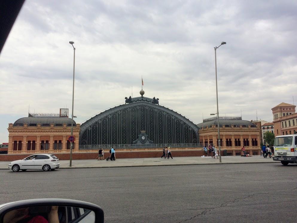 Estação Atocha Madri