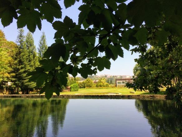 Jardim das Lagrimas - Coimbra