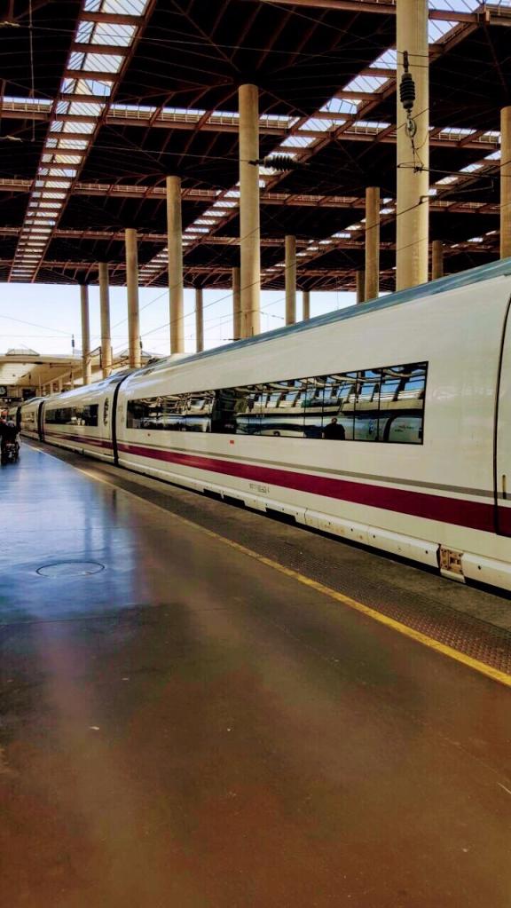 Estação Atocha - Madri - Espanha