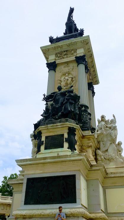 Parque do Retiro2 Madri