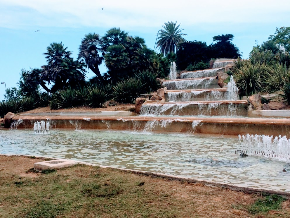 Parque Monjuic Barcelona