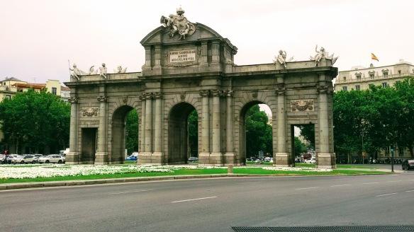 Porta de Alcala Madri