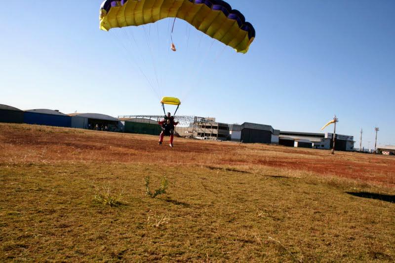 salto de paraquedas - maio 2010